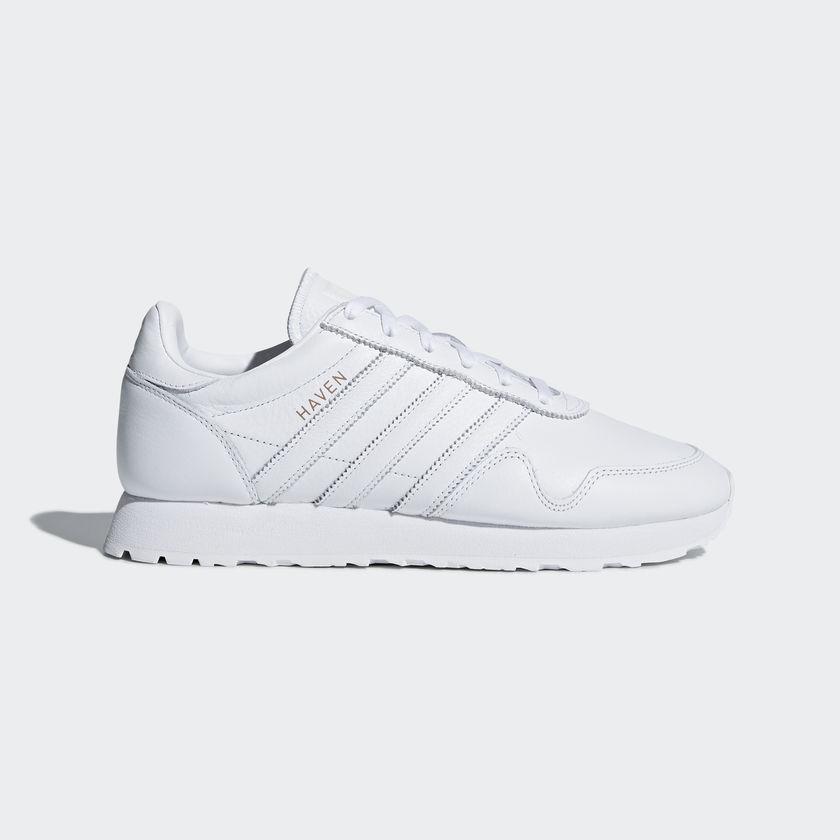 Adidas Flat Shoes White